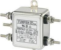 Yunpen Hálózati szűrő 250 V/AC YD03T4L2 4 x 1.8 mH 250 V/AC 3 A (YD03T4L2) Yunpen