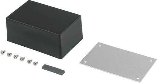 Műanyag doboz ABS (H x Sz x Ma) 83,5 x 53,5 x 35 mm Fekete