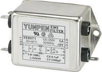 Yunpen Hálózati szűrő 250 V/AC YE05T1 2 x 5 mH 250 V/AC 5 A Yunpen