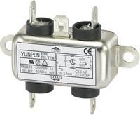 Yunpen Hálózati szűrő 250 V/AC YK01T1 2 x 3.7 mH 250 V/AC 1 A (530105) Yunpen