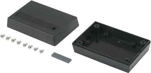 Műanyag doboz ABS (H x Sz x Ma) 88 x 58 x 30 mm Fekete