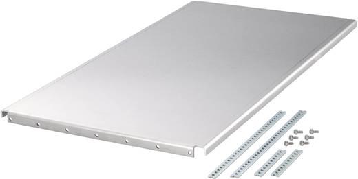 """Műszerház alváz lemez 412 x 210 x 2 mm, 48,26 cm (19""""), Schroff 20860-108"""