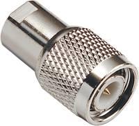FME adapter, FME dugó - TNC dugó, Tru Components (1579314) TRU COMPONENTS