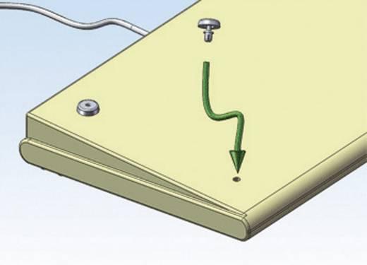 Richco Műszerdoboz láb terpesztő rögzítéssel, FSR FSR-1 (C x D x E) 3.5 x 3.5 x 5.1 mm Poliamid Fekete