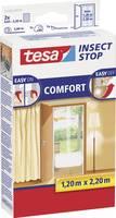 TESA® COMFORT szúnyogháló ajtóra, 2,2 x 1,3 m, fehér (55389-20) tesa