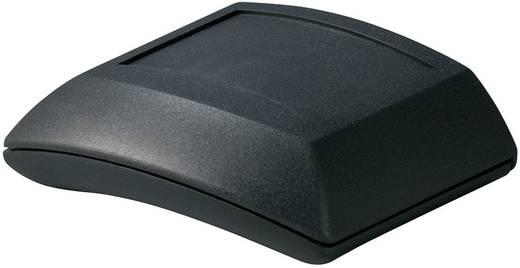 Kézi műszerdoboz ABS fekete 80 x 96 x 32 mm, OKW D7000109,