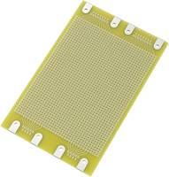 Kisérleti nyákpanel SUB-D csatlakozó hellyel, 2 x 9 pól., / 2 x 15 pól., Tru Components TRU COMPONENTS