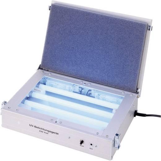 UV megvilágító készülék (H x Sz x Ma) 473 x 340 x 93 mm Proma 140017 Tartalom 1 db