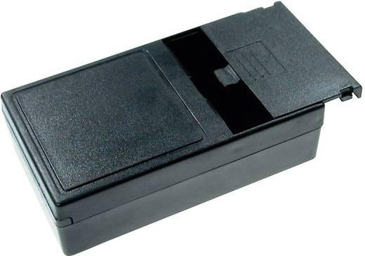 Univerzális műszerdobozok 104 x 62 x 30 Műanyag Fekete Kemo G03B 1 db