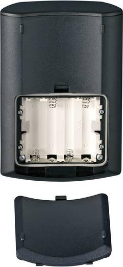 Kézi műszerdoboz ABS fekete 150 x 100 x 40 mm, OKW D7010109,