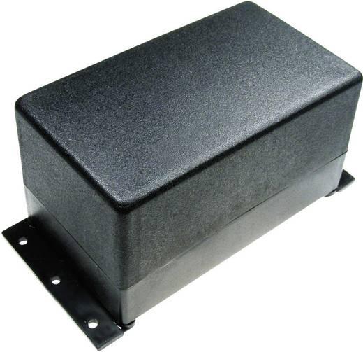 Univerzális műszerdobozok 120 x 70 x 65 Műanyag Fekete Kemo G087 1 db