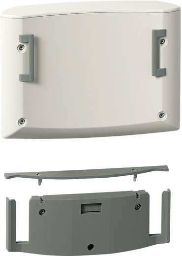 Kézi műszerdoboz ABS, szürke-, fehér 150 x 200 x 54 OKW D7020207, 1db
