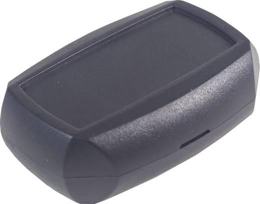 Moduláris műszerdoboz ABS, fekete 55 x 40 x 18 Axxatronic 33131201-CON 1 db