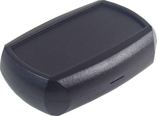 Moduláris műszerdoboz ABS, fekete 70 x 50 x 20 Axxatronic 33131203-CON 1 db