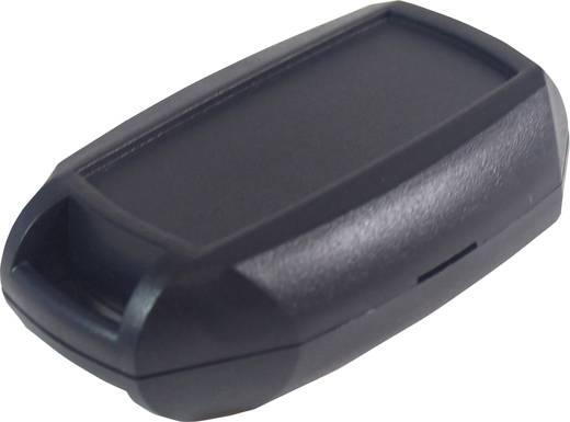 Moduláris műszerdoboz ABS, fekete 60 x 40 x 18 Axxatronic 33131202-CON 1 db