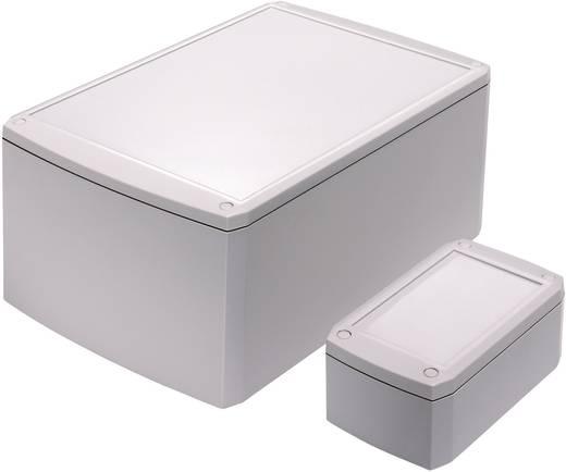 Univerzális műszerdoboz ABS, világosszürke 110 x 60 x 40 Axxatronic 33101002-CON 1 db