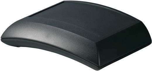 Kézi műszerdoboz ABS fekete 150 x 200 x 54 mm, OKW D7020109,