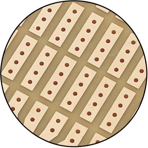 Conrad IC panel SU527700 (H x Sz) 50 mm x 110 mm Raszterméret 2.54 mm Keménypapír réz borítással