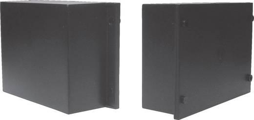 Moduláris műszerdobozok ABS Fekete 109 x 89 x 45 Strapubox 518 1 db