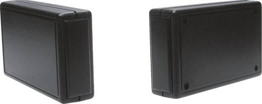 Univerzális műszerdobozok 100 x 60 x 25 ABS Fekete Strapubox 2834 SW 1 db