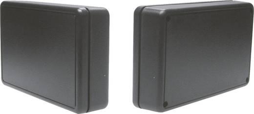 Univerzális műszerdobozok ABS Fekete 125 x 74 x 27 Strapubox 2006SW 1 db