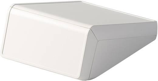 Pultos műszerdobozok ABS Szürke-fehér 125 x 177 x 69/22 OKW 1 db