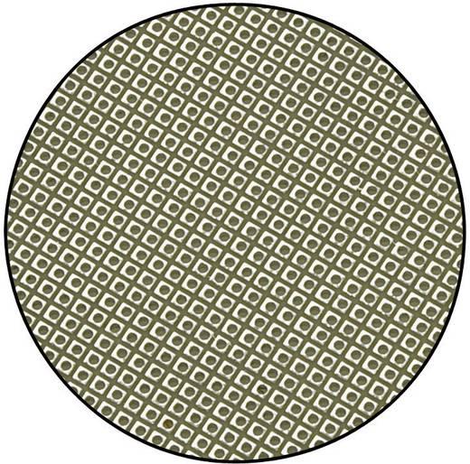 Conrad SMD laborkártya SU520884 (H x Sz) 95 mm x 53 mm Raszterméret 1.27 x 1.27 (1/40) mm Epoxi FR4 0,70 mm