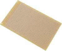Euro panel Keménypapír (H x Sz) 160 mm x 100 mm 35 µm Raszterméret 2.54 mm TRU COMPONENTS SU527466 1 db TRU COMPONENTS