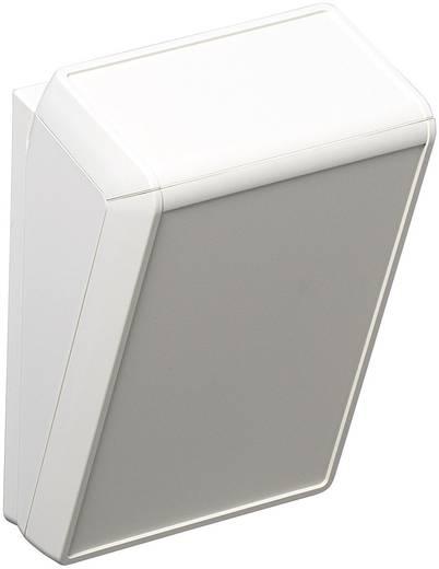 Pult műszerdoboz 125 x 177 x 78 mm ABS, szürke/fehér, OKW UNITEC D4054117