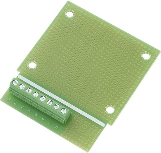 Conrad Kísérleti-/ labor panel SU529029 (H x Sz) 82.9 mm x 64.9 mm FR4 Alkalmas Rend. sz.: 52 12 56