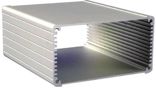 Hammond Electronics alumíniumház, présöntéssel készült fedéllel 1457K1201BK (H x Sz x Ma) 120 x 84 x 44.1 mm, fekete