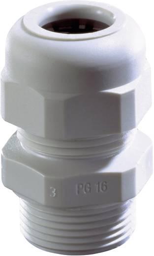 Kábelcsavarzat PG29 Poliamid Fényes szürke Wiska 10066406 1 db