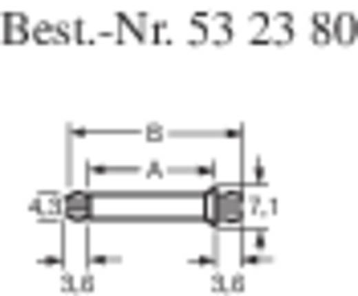 Richco Nyomtatott lap tartó MSP-7-01 (A x B) mm 11,1 x 18,3 Műanyag