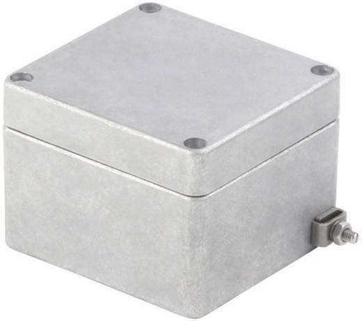 Weidmüller Présöntésű alumínium ház – Klippon K K 51 EX/KEMA M4 E-STUD alumínium (H x Sz x Ma) 81 x 220 x 120 mm