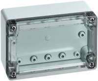 Installációs műszerdoboz 122 x 82 x 55 mm, ABS, szürke (RAL 7035), Spelsberg TG ABS 1208-6-to Spelsberg
