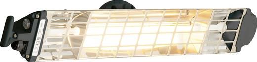 Mo-el halogén/infra hősugárzó 1800W IP65, szürke, Fiore 1800