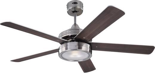 5 lapátos, fa mennyezeti ventilátor lámpával, bükk, Westinghouse Hercules 78545