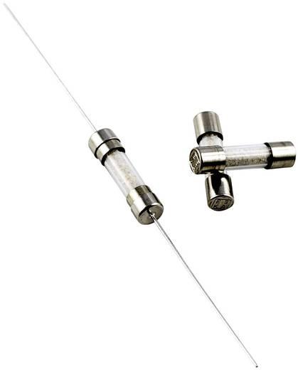 Üvegcsöves biztosíték 5 x 20 mm, 10 A, 250 V, F, 10 db, ESKA 520.027 10A