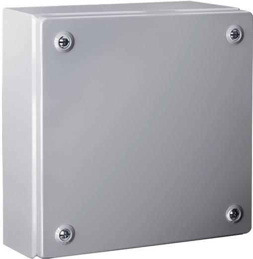 Installációs műszerdobozok Acéllemez Fényes szürke 400 x 200 x 120 Rittal KL 1504.510 1 db