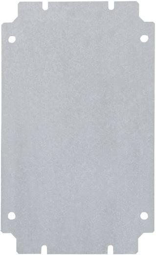 Rittal Szerelőlap szorítódobozokhoz KL 1564.700 Horganyzott acéllemez (H x Sz) 400 mm x 200 mm