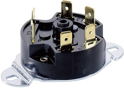 IC Inter Control Hőmérséklet korlátorzó, 162001.005D12 Névleges megszólalási hőmérséklet 120 °C, 70 x 45 x 27,5 mm