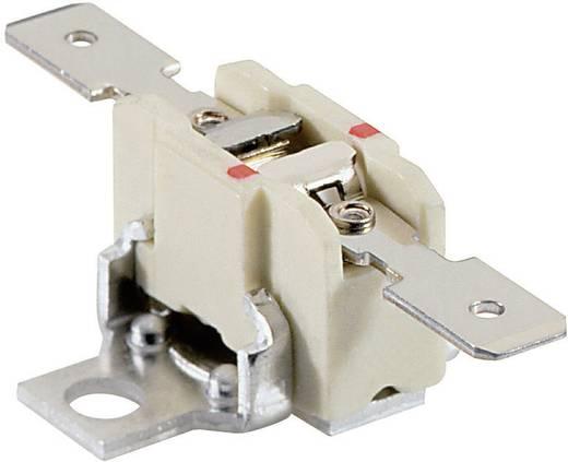 Hőmérséklet biztosíték 206 °C 15 A 230 V/AC (H x Sz x Ma) 45 x 30 x 12.7 mm IC Inter Control 155431.006D02 1 db