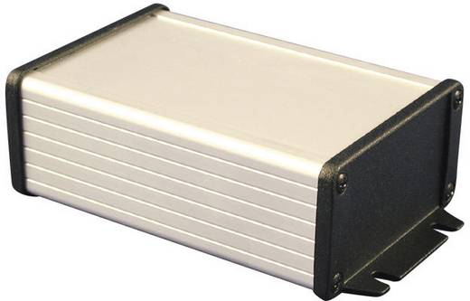 Hammond Electronics alumíium műszerdoboz öntvény fedéllel és peremmel 1457N1202BK alumínium (H x Sz x Ma) 120 x 104 x 54