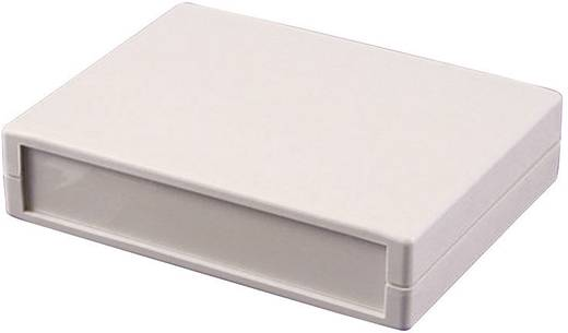 Hammond Electronics Műanyag doboz, Ritec RM RM2055L ABS műanyag (H x Sz x Ma) 190 x 140 x 70 mm Fényes szürke (ral 7035)