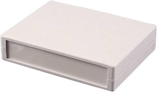 Hammond Electronics Műanyag doboz, Ritec RM RM2055M ABS műanyag (H x Sz x Ma) 190 x 140 x 50 mm Fényes szürke (ral 7035)
