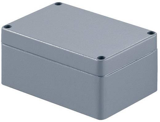Weidmüller alumínium présöntvény ház - KLIPPON K21 RAL7001 alumínium (Sz x Ma x Mé) 125 x 80 x 57 mm, szürke (RAL 7001)