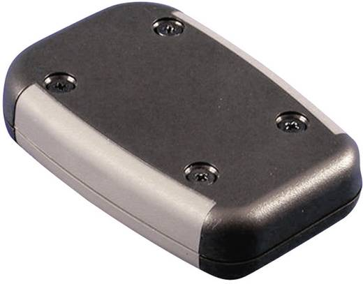 Kézi műszerdoboz ABS fekete 75 x 50 x 17 mm, Hammond Electronics 1553AABK,