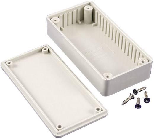Univerzális műszerdoboz ABS, élénk szürke (RAL 7035) 100 x 50 x 25 Hammond Electronics 1591ASGY 1 db