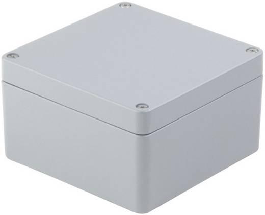 Weidmüller alumínium présöntvény ház - KLIPPON K52 RAL7001 alumínium (Sz x Ma x Mé) 160 x 160 x 91 mm, szürke (RAL 7001)