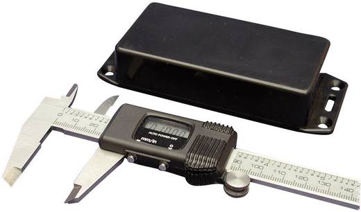Univerzális műszerdoboz ABS, fekete 121 x 94 x 34 Hammond Electronics 1591GSFLBK 1 db